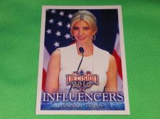 Buy 2016 Presidential Decision Influencers Ivanka Trump Collectible trading card MNT
