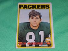 Buy VINTAGE RICH MCGEORGE PACKERS 1972 TOPPS FOOTBALL GD-VG