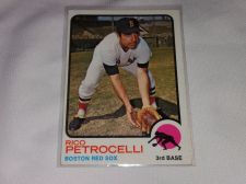 Buy VINTAGE 1978 TOPPS RICO PETROCELLI RED SOX BASEBALL #365 GD-VG