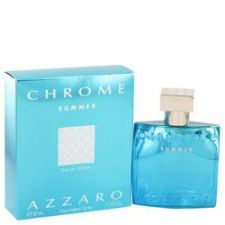 Buy Chrome Summer by Azzaro Eau De Toilette Spray 1.7 oz (Men)