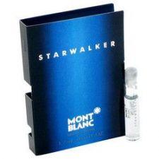 Buy Starwalker by Mont Blanc Vial (sample) .06 oz (Men)