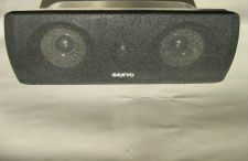 Buy Sanyo SPEAKER housing model SX DWM 4500 C - CENTRAL unit ONLY - speakers wired