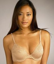 Buy A422S Calvin Klein Perfectly Fit Chantilly Lace UW Bra F2621 Blk Nude Choco New