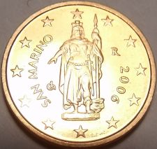 Buy Gem Unc San Marino 2006 Two Euro Cents~Minted In Rome~Stefano Gallietti~Free Shi