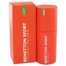 Buy Benetton Sport By Benetton Eau De Toilette Spray 3.3 Oz