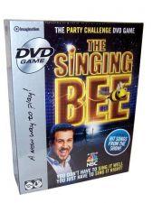 Buy The Singing Bee DVD Game