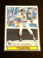 Buy VINTAGE ALLEN TRAMMELL TIGERS SUPERSTAR 1976 TOPPS #358 GD-VG