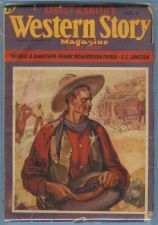Buy Street & Smith's Western Story Magazine [v136 #2, January 19, 1935]~9
