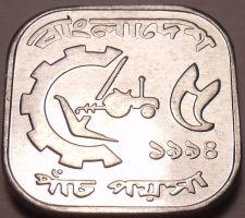 Buy UNCIRCULATED BANGLADESH 1978 F.A.O. ISSUE 5 POISHA~FREE SHIP INCLUDED~