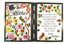 Buy Mother Stained-Glass Plaque