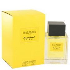 Buy MONSIEUR BALMAIN by Pierre Balmain Eau De Toilette Spray 3.3 oz (Men)