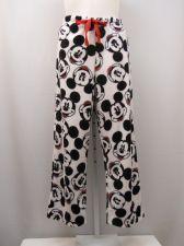 Buy Disney Mickey Ladies PJ's Sleep Pants Plus Size 2X Plush Fleece Sleepwear Bottom