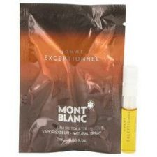Buy Homme Exceptionnel by Mont Blanc Vial (sample) .06 oz (Men)