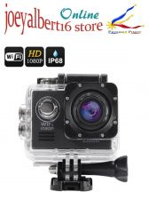 Buy SJ9000 Wi-Fi HD Action Camera - 1080P 30fps, 14MP, 2 Inch LCD Display, 170 Degre