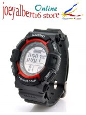 Buy Digital Fishing Barometer Watch - Altimeter, Thermometer