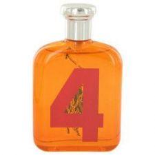 Buy Big Pony Orange by Ralph Lauren Eau De Toilette Spray (Tester) 4.2 oz (Men)