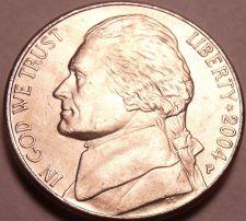 Buy Gem Unc United States 2004-P Louisiana Purchase Shake Hands Nickel~Free Shipping