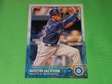 Buy MLB Austin Jackson Seattle Mariners 2015 Topps Baseball GD-VG