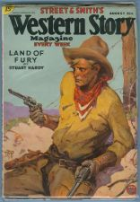 Buy Street & Smith's Western Story Magazine [v132 #5, August 25, 1934]~6
