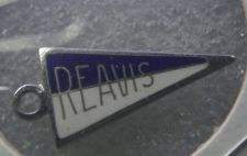 Buy REAVIS HIGH SCHOOL BURBANK, IL Sterling & Enamel Banner Pennant Charm