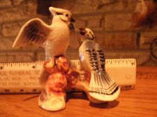 Buy BLUEJAYS PORCELAIN HAND PAINTED FIGURINE