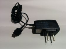 Buy 5v SamSung battery charger (2 slot) SGH C520 flip cell phone plug power adapter