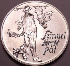 Buy Rare Gem Bu Silver Hungary 1976-BP 200 Forint~Pal Szinyei Merse, Painter~Free Sh