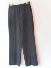 Buy Womens Haggar Stretch Flat Front Dress Pant Blue Size 6