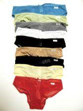 Buy A83BB Gilly Hicks Sydney Abercrombie NEW Rear Rouching Sheer Mesh Boy Bikini PR