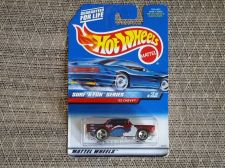 Buy Limited edition Mattel Hot Wheels 55 Chevy Car # 3 0f 4 Surf and fun series