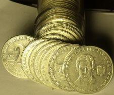 Buy Roll (40 Coins) Ecuador 2000 25 Centavos~Jose Joaquin De Olmedo~Free Shipping