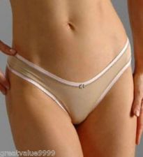 Buy A090T ELLE MACPHERSON INTIMATES Prism Silky Sleeky All Stretch Thong E16-430 New