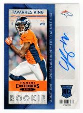 Buy NFL 2013 PANINI CONTENDERS TAVARRES KING AUTO RC MNT