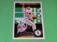 Buy MLB Matt Thornton White Sox 2011 Topps Baseball GD-VG