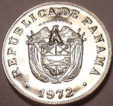 Buy Rare Proof Panama 1972 5 Centesimos~13,322 Minted~Proofs R Best Coins~Free Ship