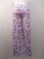 Buy Disney Frozen Woman's Pajama Pants Size M Micro Fleece Multi-Color Straight Legs
