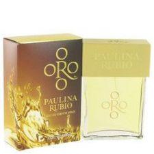 Buy Oro Paulina Rubio by Paulina Rubio Eau De Parfum Spray 3.3 oz (Women)