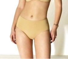 Buy A0265 Le Mystere Dream Tisha Full Coverage Brief Style LN9455 Nude Black XXL New