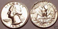 Buy 1989-P GHEM UNC WASHINGTON QUARTER~SCARCE~FREE SHIPPING