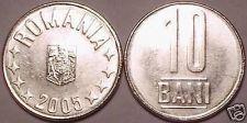 Buy UNCIRCULATED ROMANIA 2005 10 BANI~FOREIGN UNC~FREE SHIP