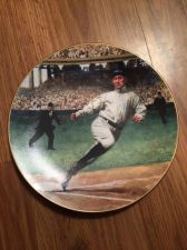 Buy TY COBB: THE GEORGIA PEACH THE LEGENDS OF BASEBALL PLATE BY DELPHI