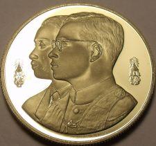 Buy Rare Proof Thailand BE2537 (1994) 10 Baht~60th Anniv Thammasat University~Fr/Shi
