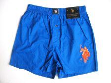 Buy A0105 US Polo Assn Men's Embroidery Logo Elastic Band Woven Boxer US1380017 New