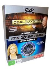 Buy It's 2Fer Time! 2 For 1 Interactive DVD Games