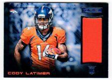 Buy NFL 2014 ROOKIES & STARS CODY LATIMER BRONCOS GAME JERSEY MNT