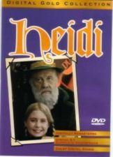 Buy Heidi DVD (digital color) Burl Ives Jean SIMMONS Michael REDGRAVE Johana SPYRIS