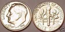 Buy BRILLIANT UNCIRCULATED 1970-D ROOSEVELT DIME~FREE SHIP~