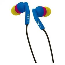 Buy iHip Sunflower Fashionable Noise Isolating Earbuds