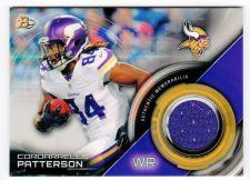 Buy NFL 2015 Bowman Cordarrelle Patterson Jersey MNT