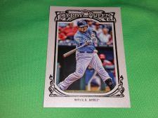 Buy MLB Billy Butler Royals 2013 Topps GYPSY QUEEN Baseball GD-VG